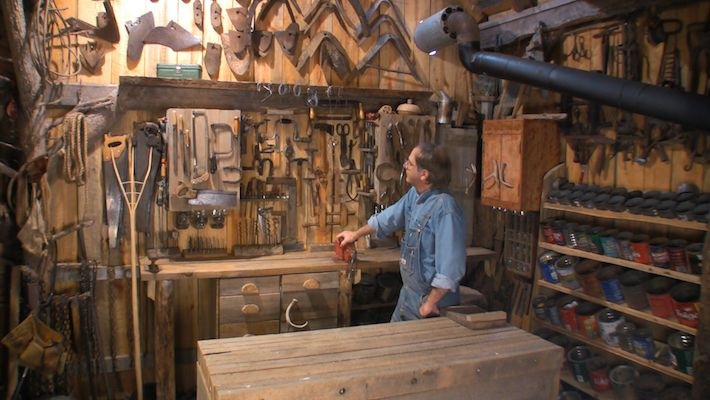 Tool Shed Organization Ideas