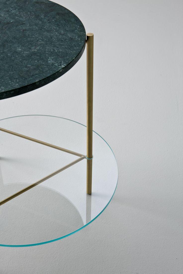 Echo low tables by Bartoli Design   Laurameroni