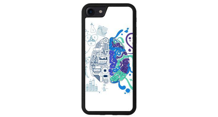 Cerveau  iphone 4 5 6 7 samsung S3 S4 S5 S6 S7 S8 edge note plus LG G3 G4 G5 G6 Moto G G2 E X Play Z HTC  5X 6P  Sony Pixel case de la boutique MeMCase sur Etsy