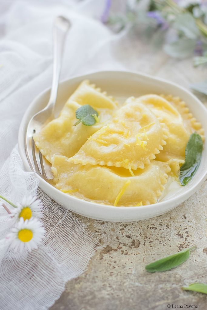 Ravioli al limone_1 - Ileana Pavone