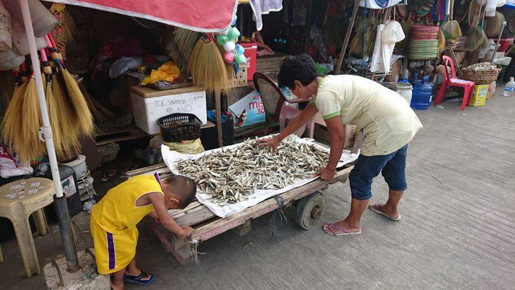 Fish market Tacloban