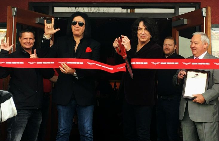 KISS' Gene Simmons and Paul Stanley on Taking Their Rock & Brews Restaurant Nationwide