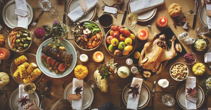 This Thanksgiving Meal Planning Chart Will Save Your Sanity