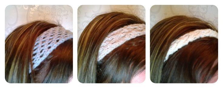 Crocheted headbands
