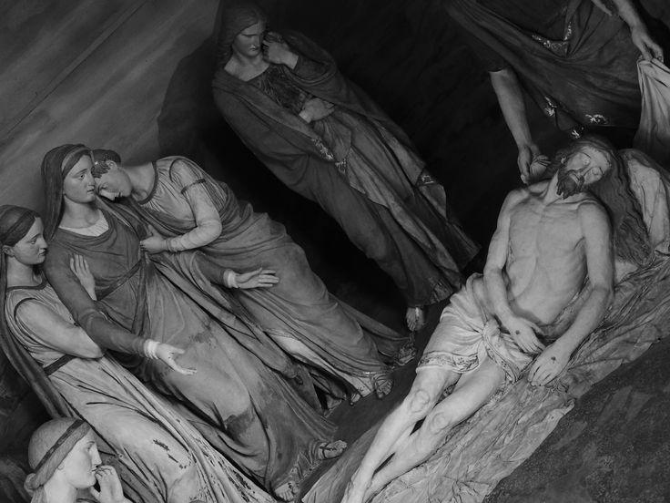 #sacrimontisocial Sacro Monte Varallo compianto