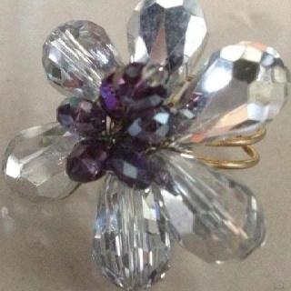 Fun flower ring