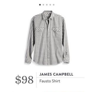 Stitch Fix Men James Campbell Fausto Shirt  Find James Campbell on Amazon for less: http://amzn.to/2dQ6nEH