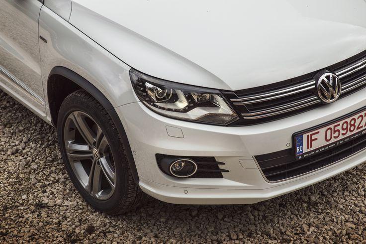 Test drive Volkswagen Tiguan CityScape 2.0 TDI - Încrucişarea speciilor - AutoMarket