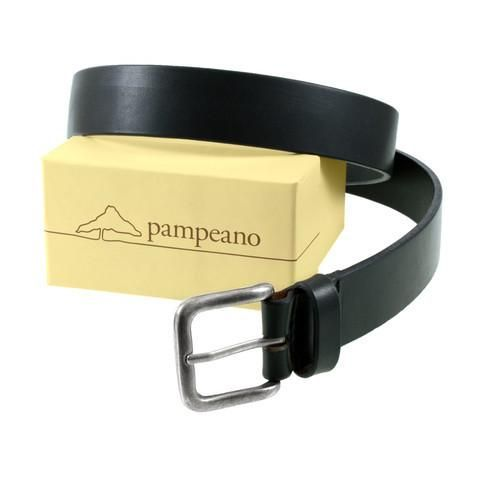 Pampeano Plain Leather belts, classic style and quality.