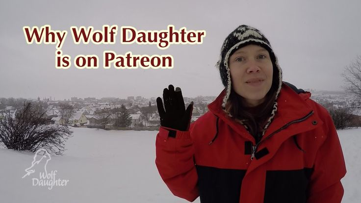 Wolf Daughter's Patreon Video