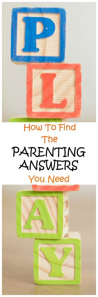 How To Find The Parenting Answers You Need - Local Mom Scoop