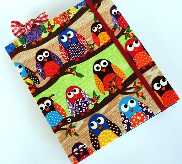 Caderno Coruja R$63,00