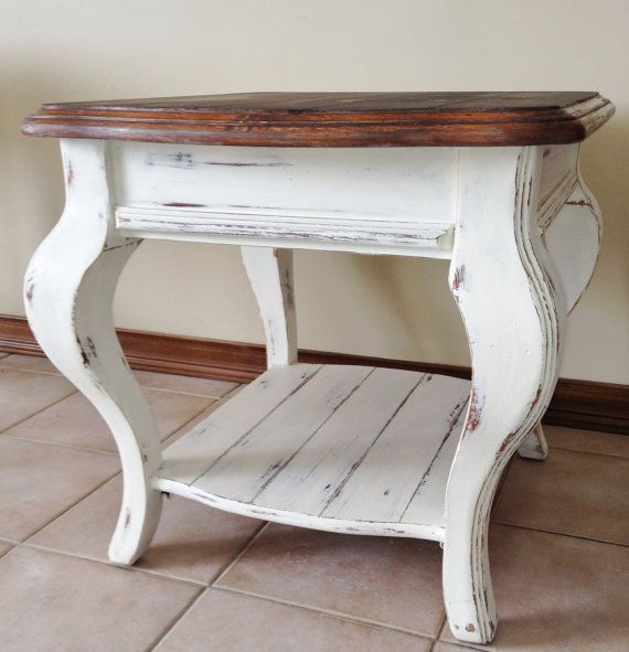 Best 25 Refinished end tables ideas on Pinterest Refinish end