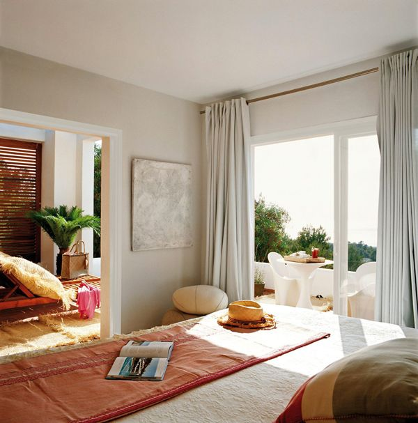 Apartment, Luxurious Mediteranian House Amazing View Bedroom: Luxurious Mediterranean Residence Perfect My Honeymoon