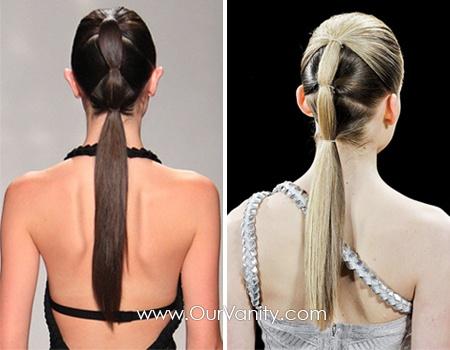 Ponytail: Spring/Summer 2012 Hair Trend