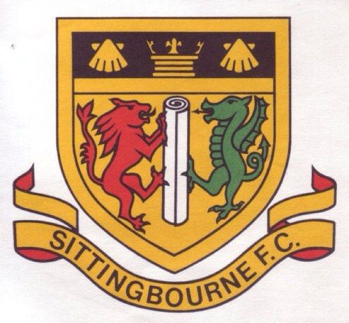 Sittingbourne FC, Isthmian League Division One South, Sittingbourne, Kent, England