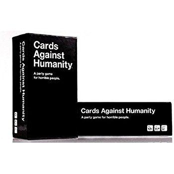 Cards Against Humanity: UK edition: Amazon.co.uk: Toys & Games