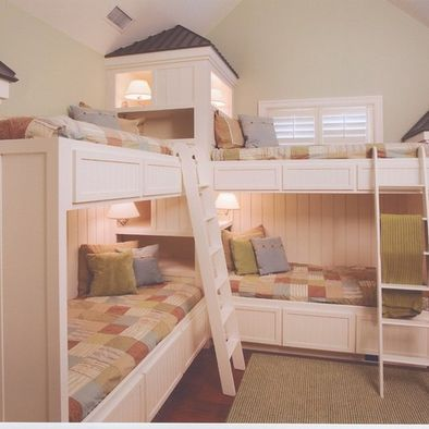Kids Corner Bunk Beds Design Pictures Remodel Decor And