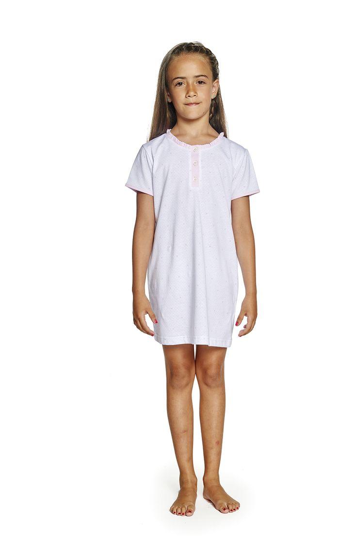 #camisola #modaíntima #modaniña