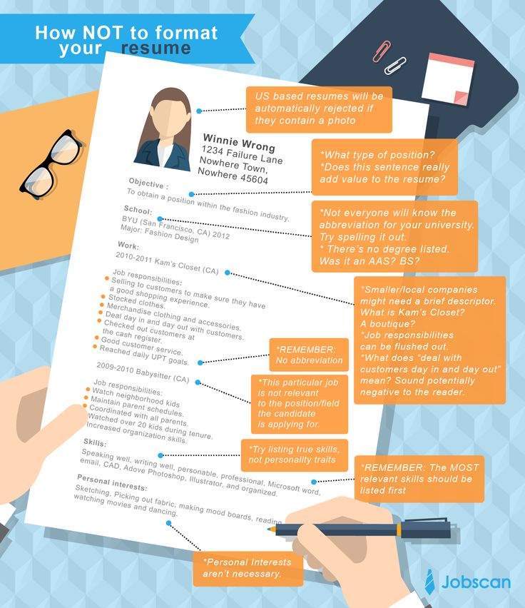 29 best Working Resumes and Business Searches images on Pinterest - Resume Examples Byu