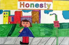 Honesty - Lesson Helps