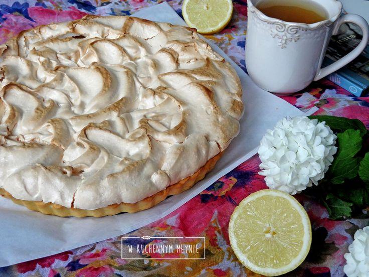 Tarta cytrynowa z bezą