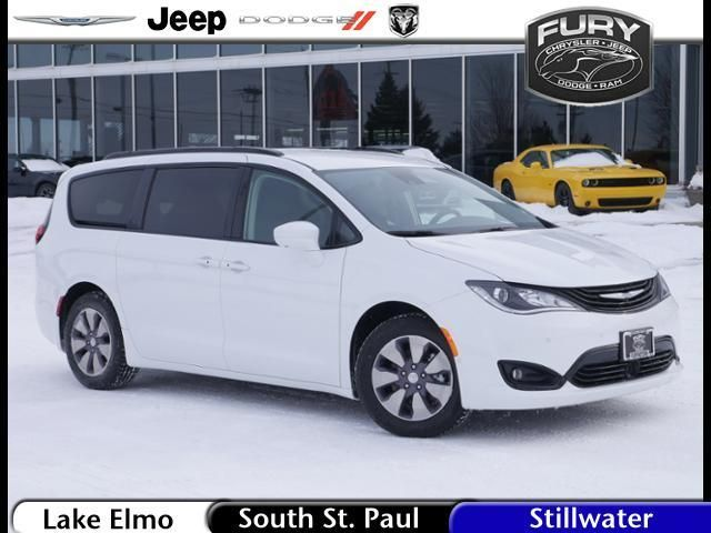 2018 Chrysler Pacifica Hybrid Limited Fwd Oak Park Heights Mn