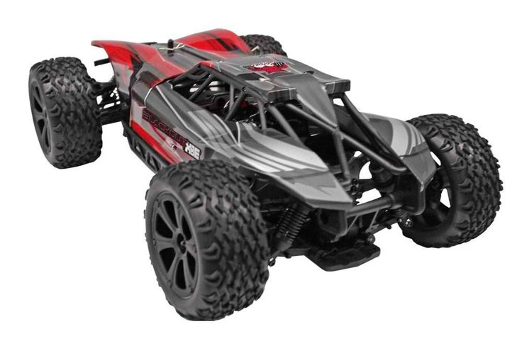 BLACKOUT™ XBE RC CAR 1/10 SCALE BRUSHED ELECTRIC BUGGY BY REDCAT