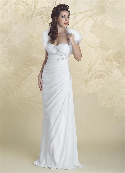 Свадебное платье касабланка
