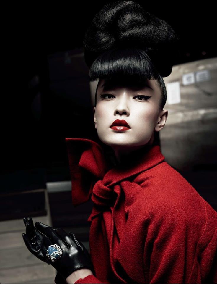 #Du.Juan#April#Numero#Dior#China#