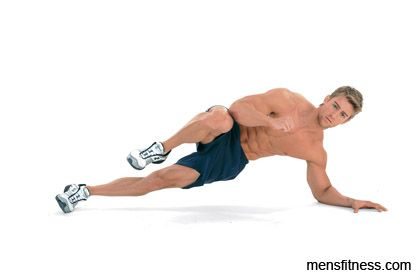 Get a Six Pack with MMA Training - Men's Fitness - Visit our website at http://www.jacohybridtrainingcenter.com for a FREE TRIAL PASS