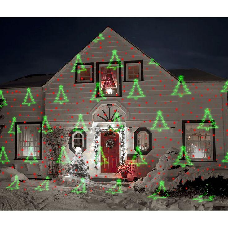 Best 25+ Outdoor christmas light projector ideas on Pinterest ...