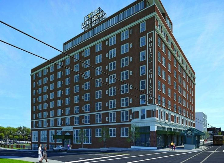 The Chisca on Main   Apartments in Memphis, TN