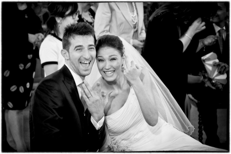 Just Married! | Italian wedding | Pino Coduti photography