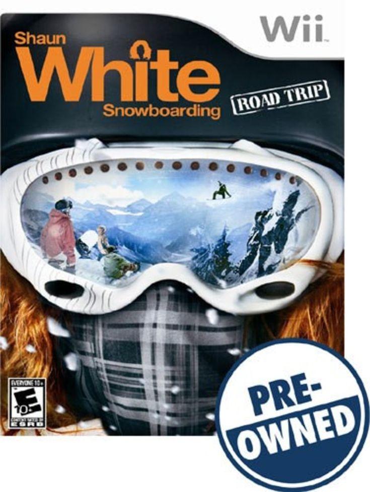 Shaun White Snowboarding: Road Trip — PRE-Owned - Nintendo Wii