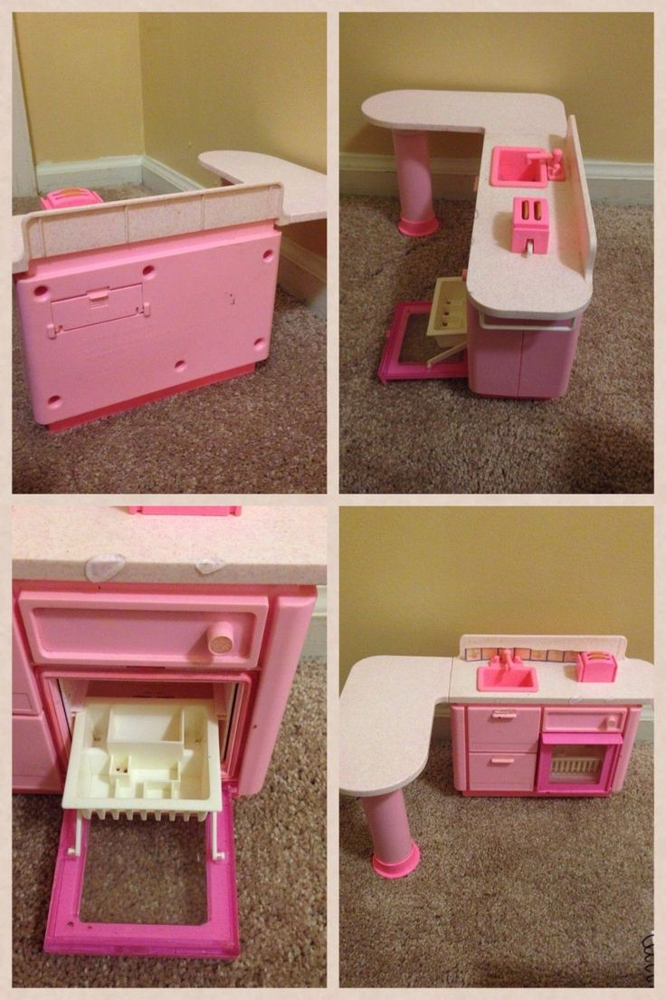 46 best barbie kitchens images on pinterest barbie kitchen