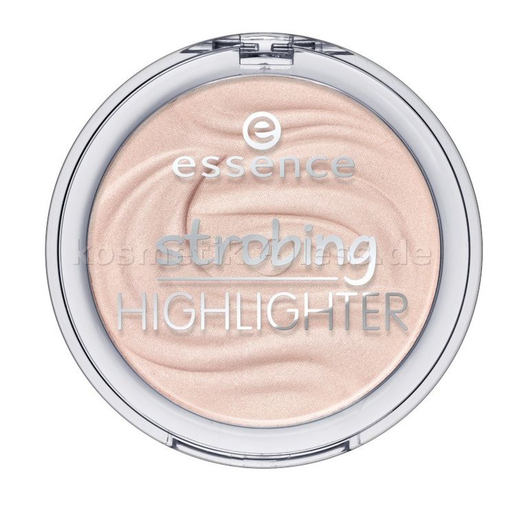 essence - Highlighter - strobing highlighter - 10 let it glow - Cosmetics &…