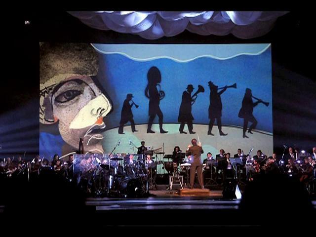 """Showreel"" by Giuseppe Ragazzini, music: ""Vibrations"" by Jimmy Gimelli."