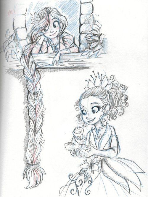Cute sketches!