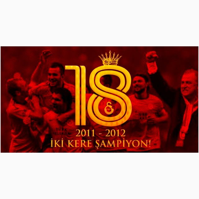 Şampiyon Galatasaray!!!