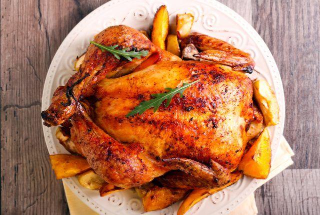¡Qué rico el pollo al horno con naranja! La receta perfecta para sorprender sin esfuerzo     #PolloAlHorno #RecetasPolloAlHorno #PolloAlHornoConNaranja #RecetasConPollo #CocinarPollo