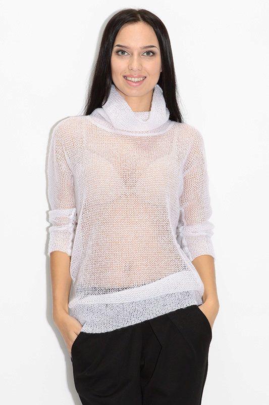 e99629e2fc48 Свитер из мохера (85 фото): мохеровый тонкий свитер, с рукавом ...