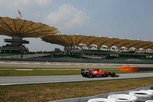 MALAYSIAN GP 2014 FERRARI