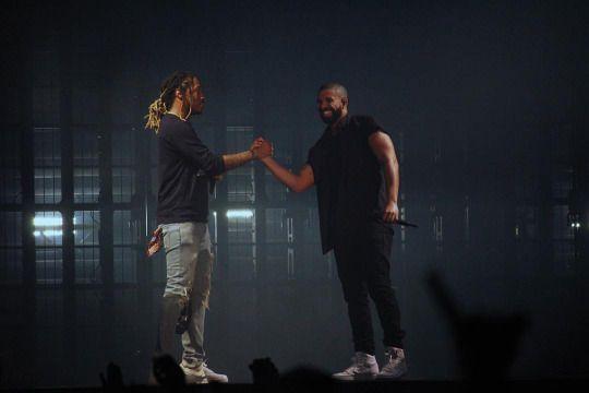 Future & Drake // www.babesngents.com // #babesngents