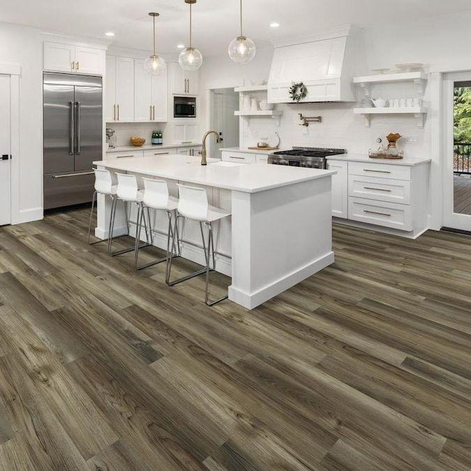 Waterproof Flooring Luxury Vinyl Plank, Is Luxury Vinyl Plank Flooring Good For Kitchens