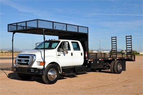 2007 FORD F650 Medium Duty Trucks - Flatbed Trucks For Sale At TruckPaper.com