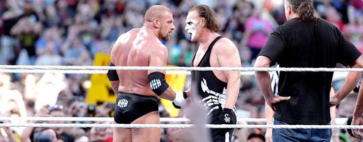 WrestleMania 31 Series : Top 3 Low Points of The Show. | the last tweener. #WWE #Wrestlemania #Sting #TripleH #TheRock #RondaRousey
