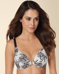 Back is so soft and comfortable, no pressure. My new fav! Vanishing Back Full Coverage Front Close Bra #somaintimates