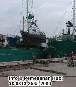 Pengiriman Produk Wiremesh ke Kalimantan