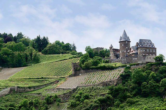 Дешевые ночевки в замках в Германии